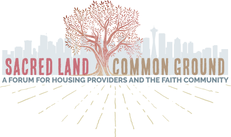 Logo for Sacred Land Common Ground