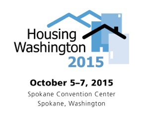 Housing Washington October 5-7 in Spokane